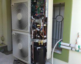 Αντλία υψηλών θερμοκρασιών LG 16kW
