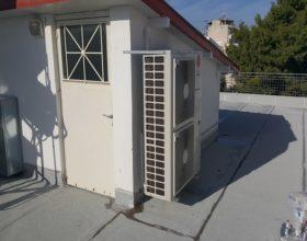 Αντλία θερμότητος Therma V – μεσαίων θερμοκρασιών 14 kW